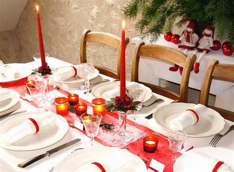 cuisiner pour pas cher dcoration table de noel avec lareduc com