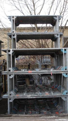 gerüst für treppenhausrenovierung 996 m 194 178 gebrauchtes layher blitz ger 195 188 st bauunternehmen