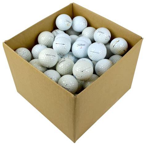 Titleist Pro V Mixed Grade C Lake Balls (100 Balls