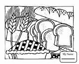 Coloring Pages Breakfast Soda Peanut Butter Ice Cream Sandwich Printable Getcolorings Breakfasts Getdrawings Colorings sketch template