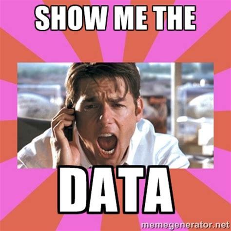 Show Me The Data  Mark V Sql