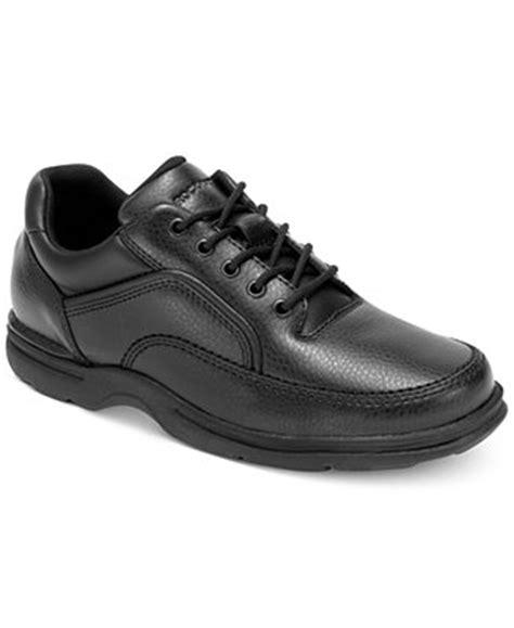rockport mens eureka walking shoe shoes men macys