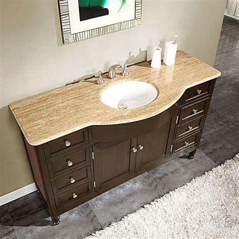 58 Inch Bathroom Vanity Cabinet