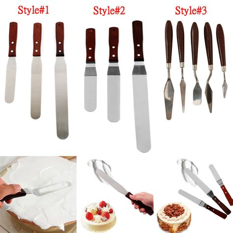spatula cake decorating stainless steel preferred angled spatula cake decorating