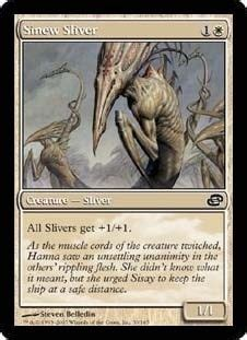 1000 images about mtg slivers on pinterest magic the