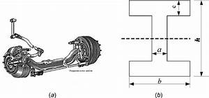 Diagram Of An Automobile Front Axle   A  Diagram Of Front