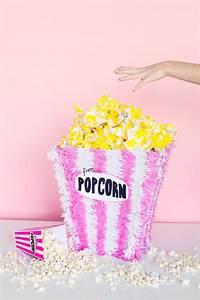 DIY Popcorn Piñata - Studio DIY