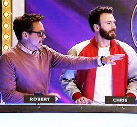 tony-cap: Robert Downey Jr and Chris Evans... - Adiarys