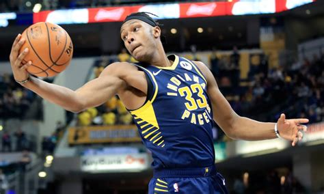 Myles Turner on Pacers' success, Vic Oladipo's injury ...