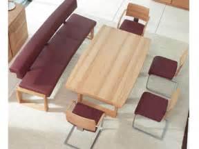 voglauer v vita sitzgruppe esszimmer massiv lackiert geöl v vita esstisch stühle ebay - Esszimmer Massiv
