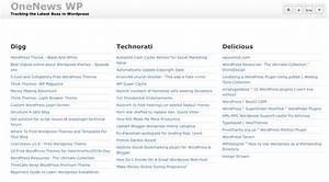 Rss aggregator themes for wordpress rss wp themes for News aggregator template