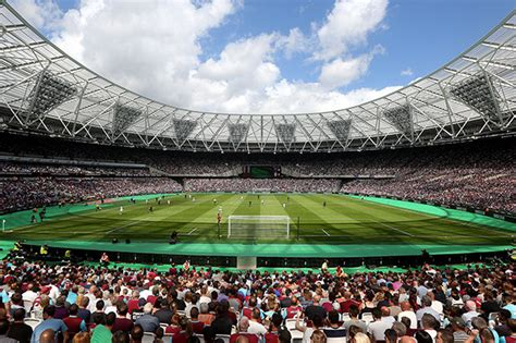 West Ham United: Supporters blaming away fans for ...