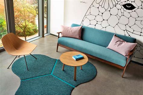 rénover canapé une déferlante de bleu dans la déco maison créative