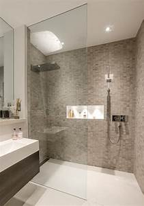 walk in showers designs Bathroom Contemporary with ...