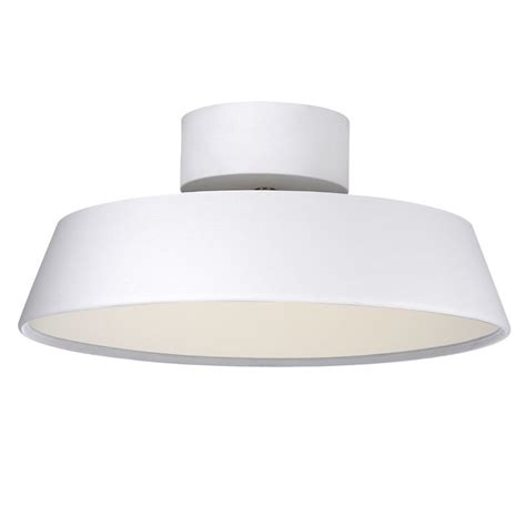 Nordlux Alba Led Ceiling Light White