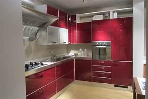 Beautiful Piastrelle Cucina Rosse Images Ideas Design 2017 ...
