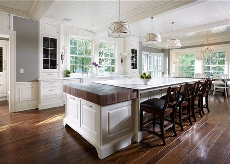 large white kitchen island traditional home with classic white kitchen home bunch 6825