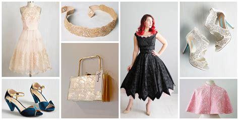 Lust List #9 Fancy Frocks - The Dressed Aesthetic