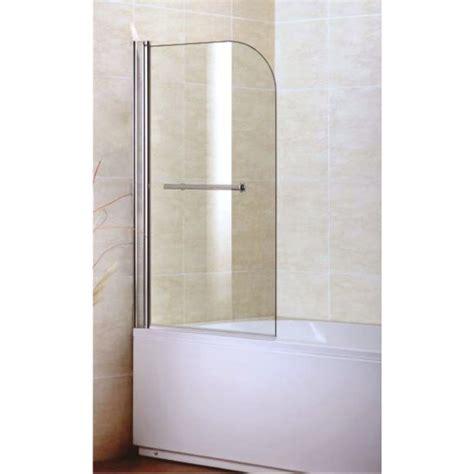 bathroom towel designs single bath screen with towel rail buy at bathroom city