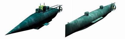 Hunley American Diver Pioneer Submarine Naval Prototypes