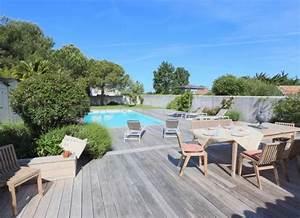Location Les Portes En Ré : location villa avec piscine sur l 39 ile de r tribord ~ Medecine-chirurgie-esthetiques.com Avis de Voitures