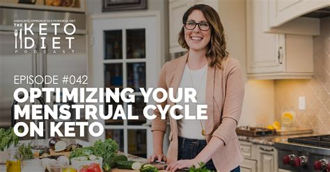 optimizing  menstrual cycle  keto healthful pursuit