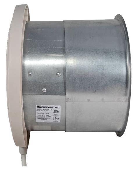 room to room fans whisper quiet thru wall room to room air transfer ventilation fan
