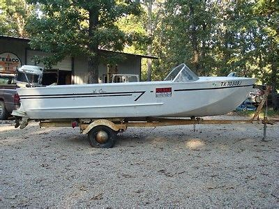 1960 Lone Star Aluminum Boat by Lone Star Aluminum Boat Boats For Sale
