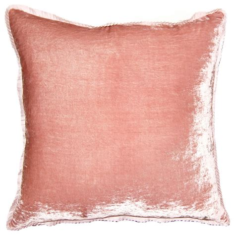 blush throw pillows blush velvet throw pillow modern decorative
