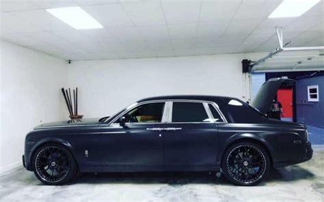 2004 Rolls Royce Phantom Full Custom
