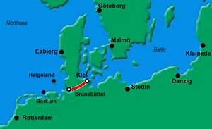 Kiel Canal A Cruising Guide On The World Cruising And