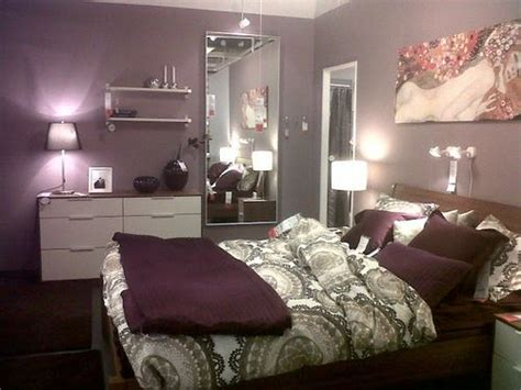 purple and black bedrooms purple bedroom home pinterest furniture ikea duvet 16810 | 4a80c511dde2660bc8c0d96bb76f05a6