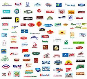 The gallery for --> Popular Brand Names And Logos