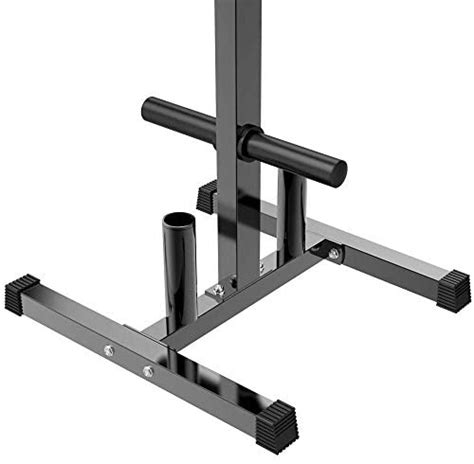 yaheetech   barbell plate  dumbbell racks tree olympic plate rack weight bumper plate
