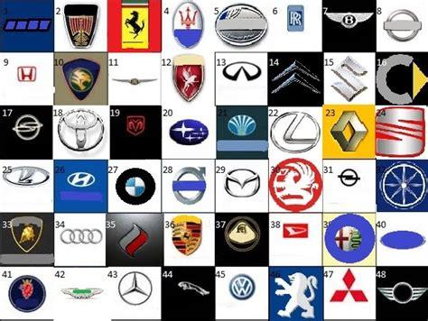 all car logos and names in the auto car logos car logos