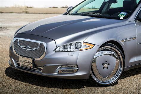 Forgiato Designs Worst-looking Jaguar Xj Project In