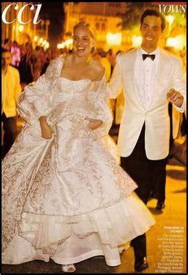 Andres Santo Domingo And Lauren Daviss  Ee  Wedding Ee   Picture