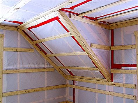 Vapour Barrier Ceiling by The Evan Home Design Concepts Company New Home