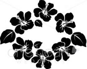 wedding menus and programs hawaiian clipart flower clipart