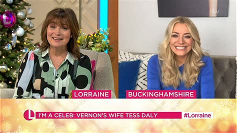 Tess Daly reveals how daughters REALLY reacted to Vernon ...