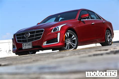 2014 Cadillac Cts V6 First Drive