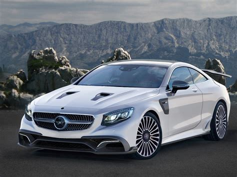 Marcedes Benz Amg : Mercedes-benz S63 Amg Coupe By Mansory Is One Of The