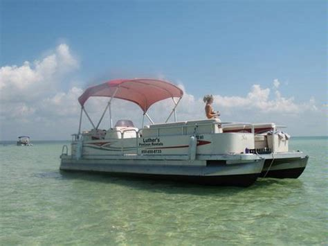 Pontoon Boat Rental Duck Nc by Duck Services
