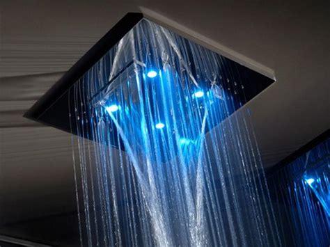 rain shower head with lights bathroom remodeling great design of rain shower head