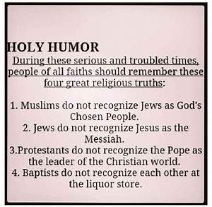 Holy Humor Quot... Holy Funny Quotes