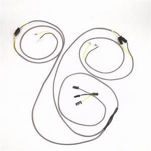John Deere 3010  3020  4010  4020 4 Light Fender Lighting Harness  Gas  Lp  Diesel Models