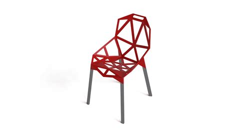 konstantin grcic chair one flyingarchitecture