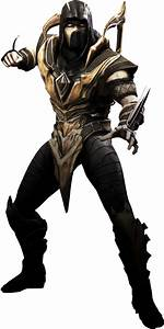 Scorpion - Injustice Wiki Guide - IGN