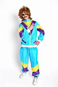 Kostüm Für 80er Jahre Mottoparty : foxxeo 80er jahre kost m trainingsanzug assianzug assi ~ Frokenaadalensverden.com Haus und Dekorationen
