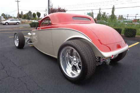 1933 Ford Speedstar Custom Coupe 200475